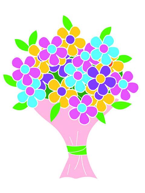 Bouquet di fiori a sorpresa
